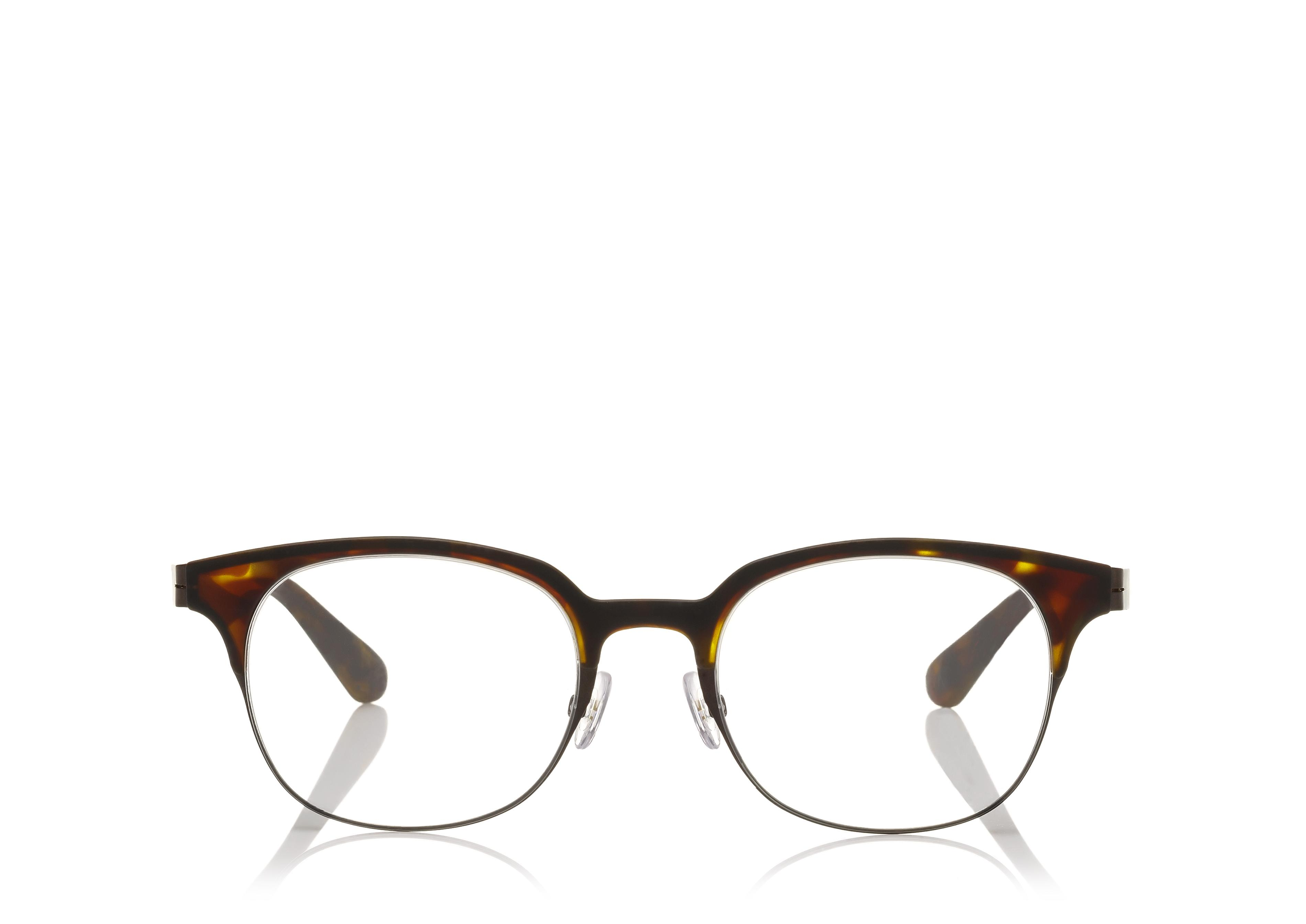 ROUNDED SQUARE OPTICAL FRAME A thumbnail