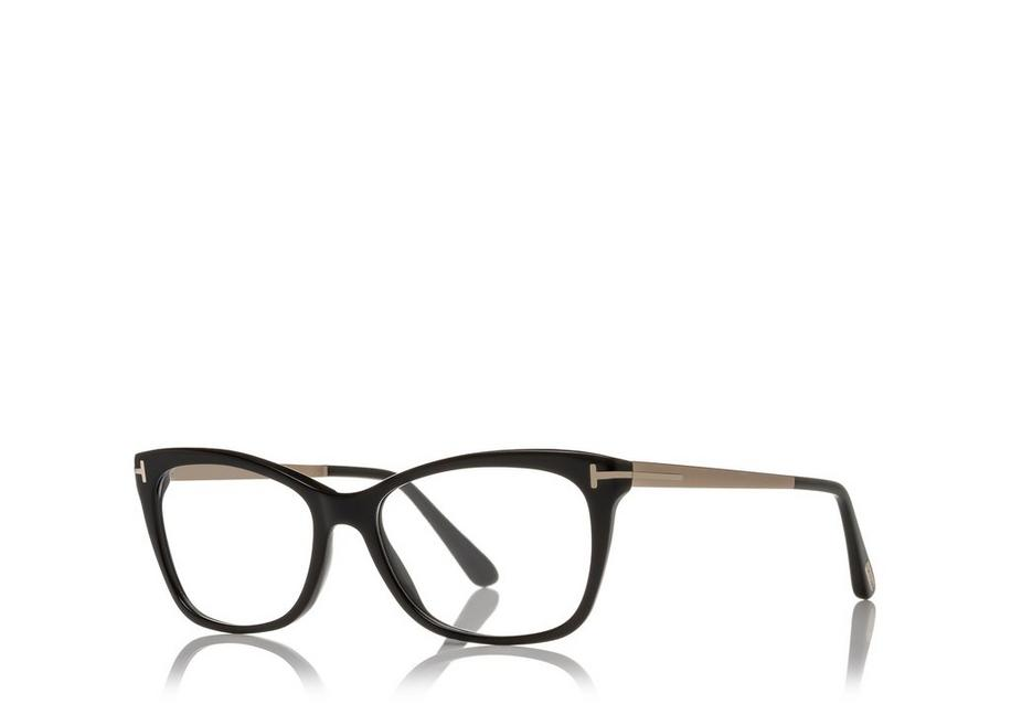 408ee8fa04ce0 Tom Ford SLIGHT ROUNDED SQUARE OPTICAL FRAME