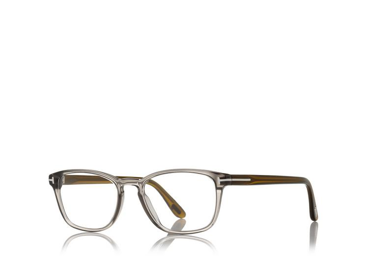 Clear Round Optical Frame C fullsize