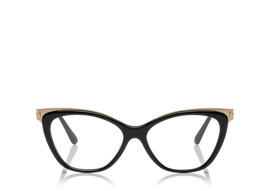 b15bb5d5aa Tom Ford METAL SLIGHT CATEYE - Eyewear