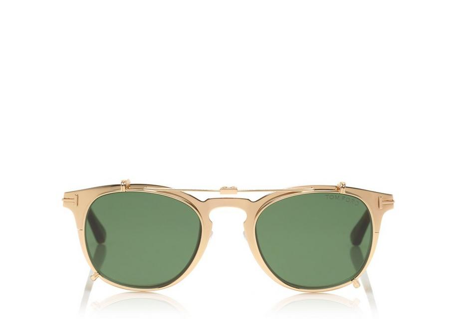 1487693e09 Tom Ford GOLD PLATED SUNGLASSES
