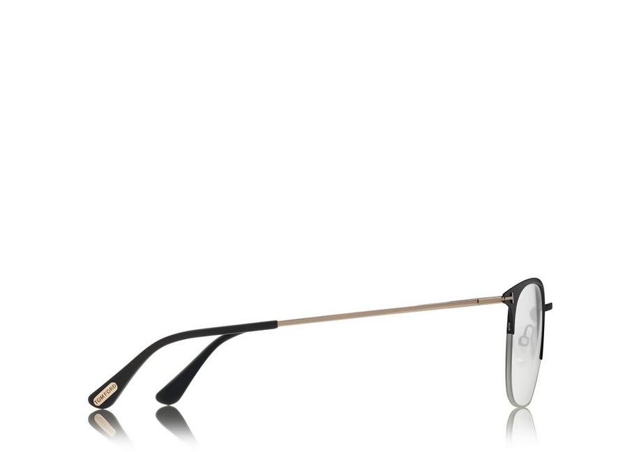 0aedc579bc Tom Ford METAL SOFT SQUARE OPTICAL FRAME