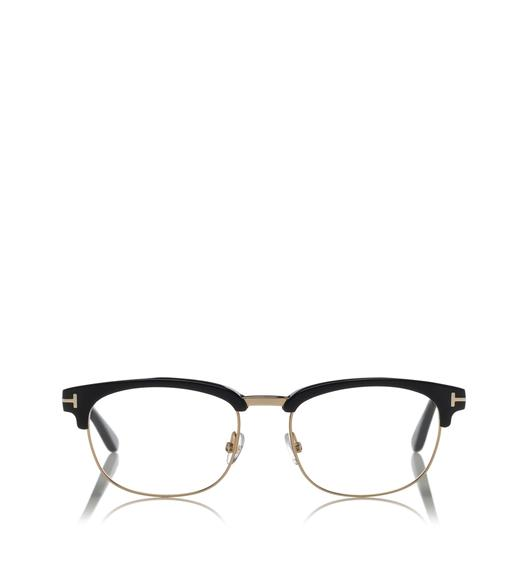 f128da755e33 SOFT SQUARE METAL OPTICAL FRAME.  460. HALF-RIM OPTICAL FRAME