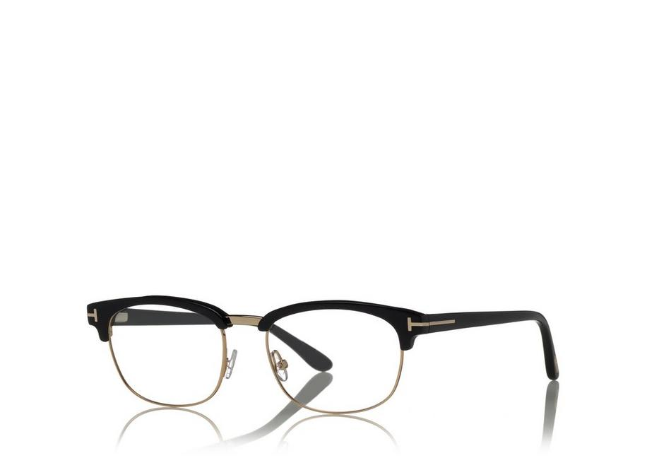a5e6cee536 Tom Ford SOFT SQUARE METAL OPTICAL FRAME