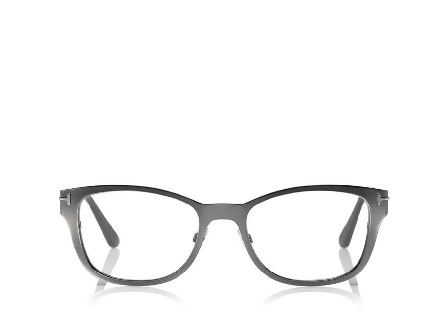 2c719fec2b Tom Ford SOFT SQUARE OPTICAL FRAME WITH MAGNETIC CLIP