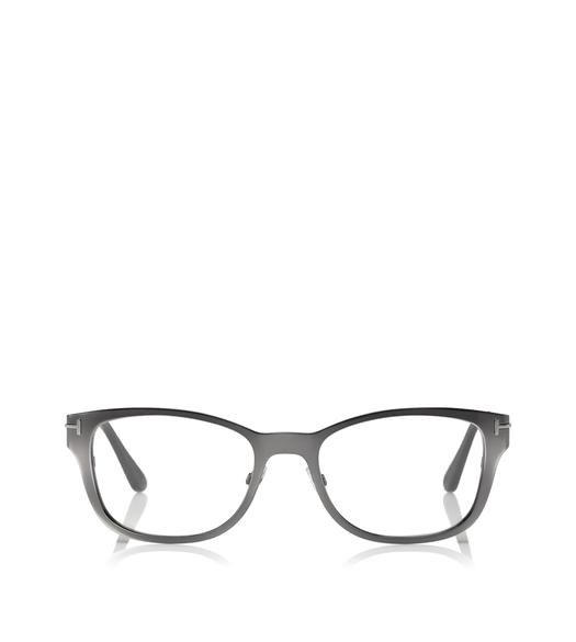 SOFT SQUARE OPTICAL FRAME WITH MAGNETIC CLIP
