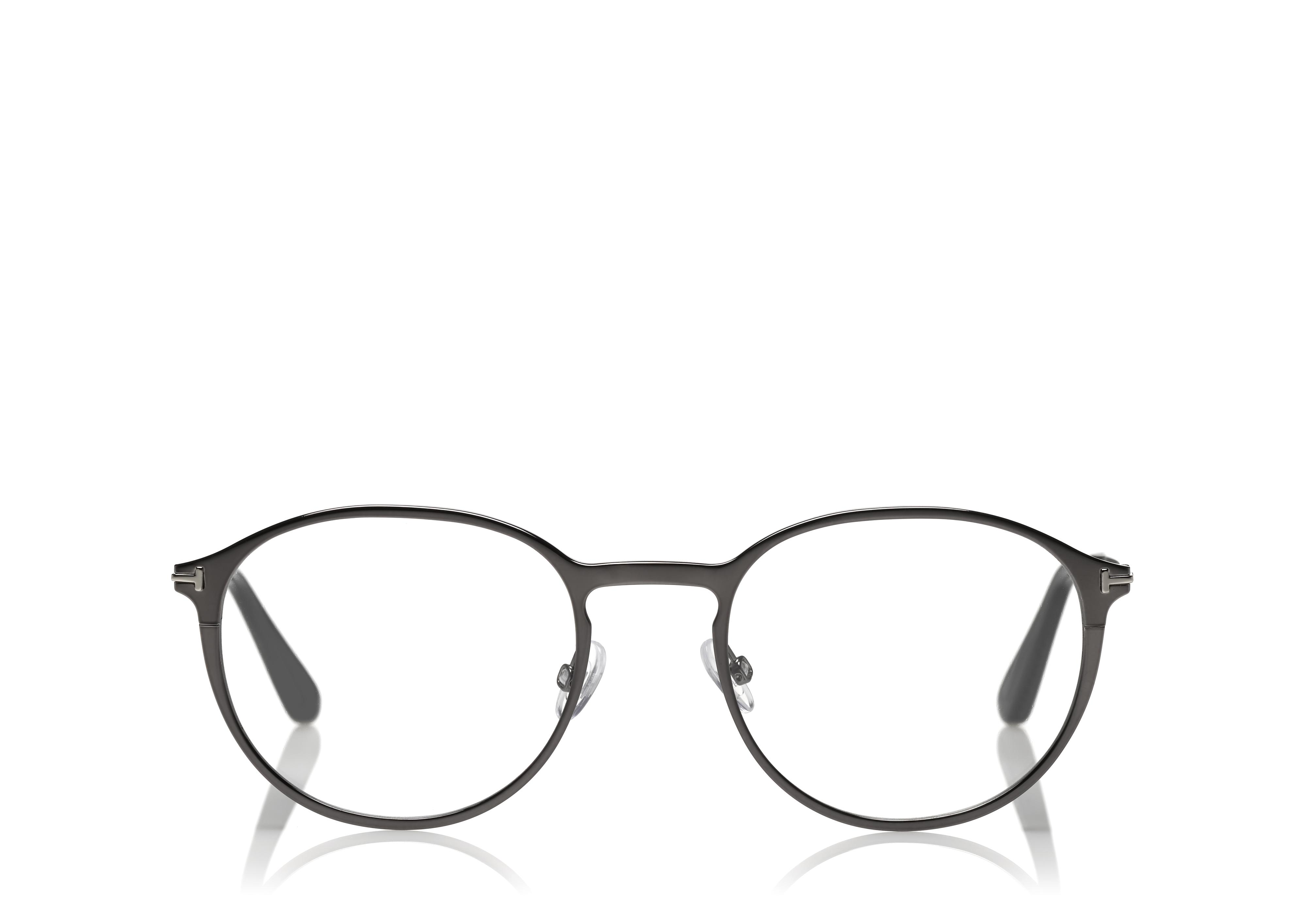 SOFT ROUNDED OPTICAL FRAME WITH MAGNETIC CLIP D thumbnail