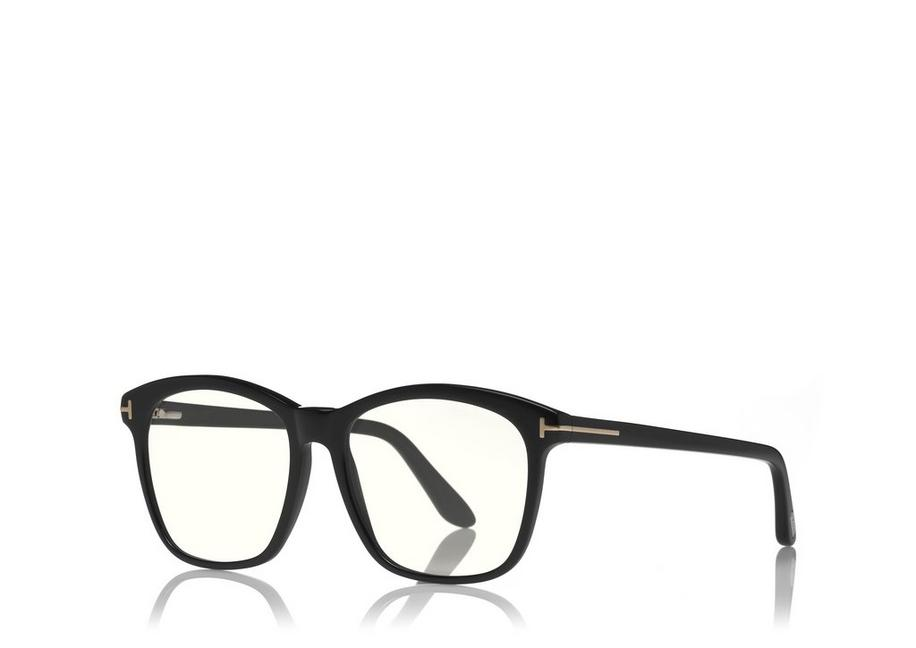 Tom Ford BLUE BLOCK LARGE ROUND OPTICAL - Women | TomFord.com