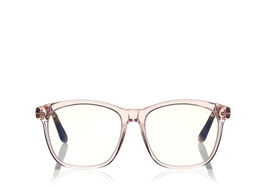 748bc2935466a Tom Ford BLUE BLOCK LARGE ROUND OPTICAL