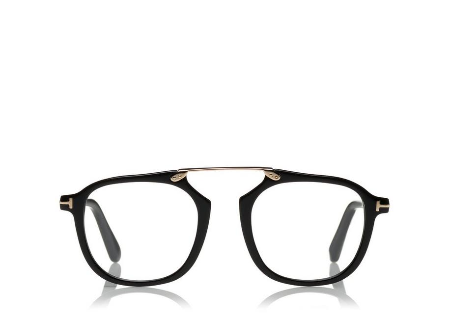 tom ford square bridgeless optical frame | tomford