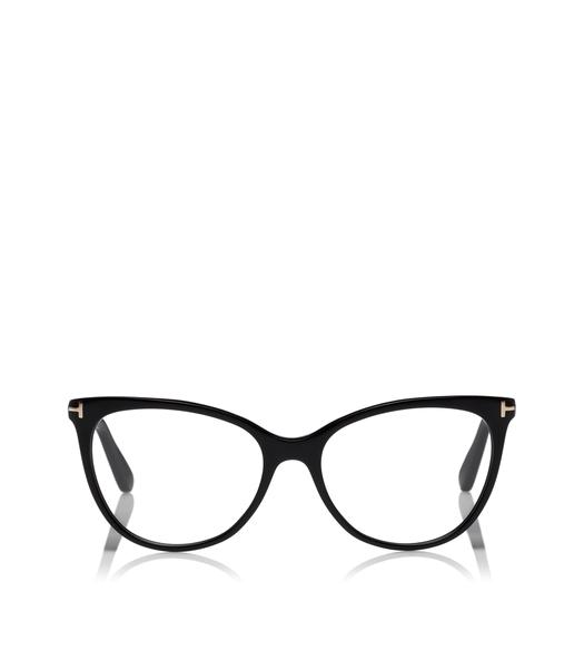 THIN CAT-EYE OPTICAL FRAME