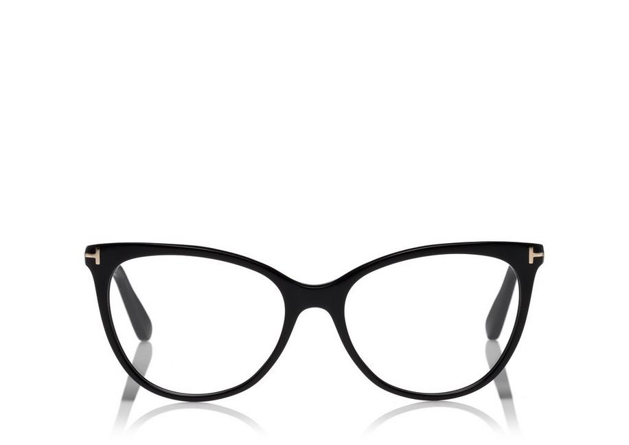 THIN CAT-EYE OPTICAL FRAME A fullsize