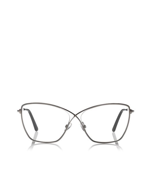 CROSS CAT-EYE OPTICAL FRAME