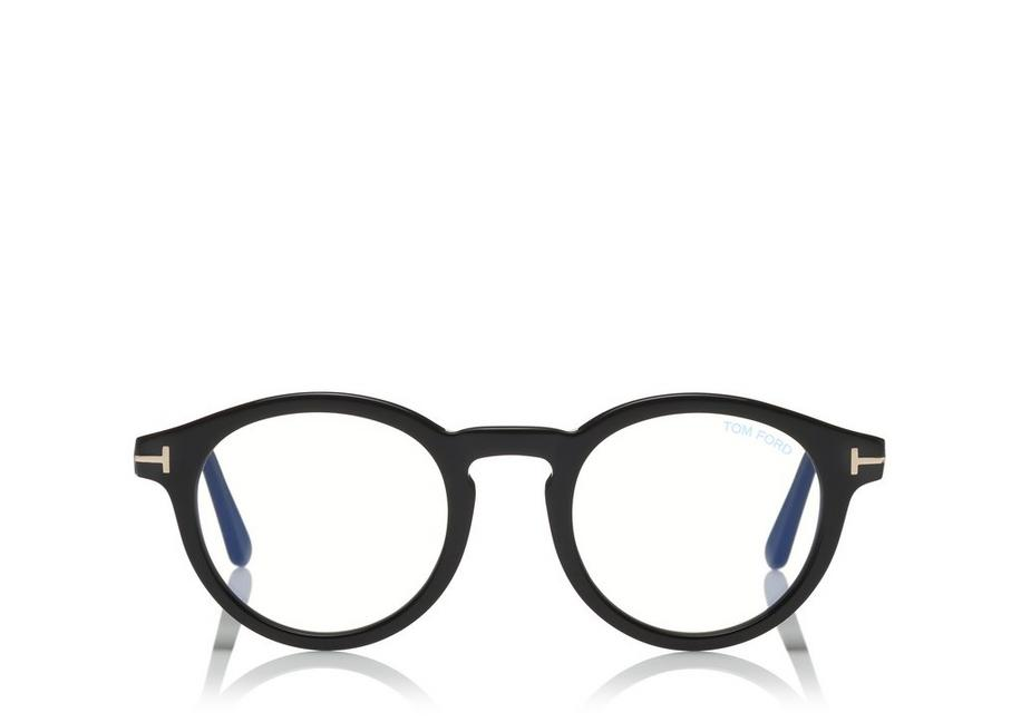BLUE BLOCK ROUND OPTICALS A fullsize