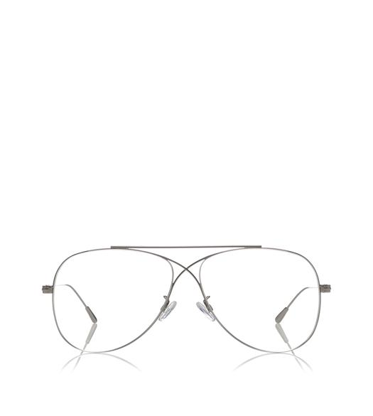 METAL CRISS CROSS AVIATORS