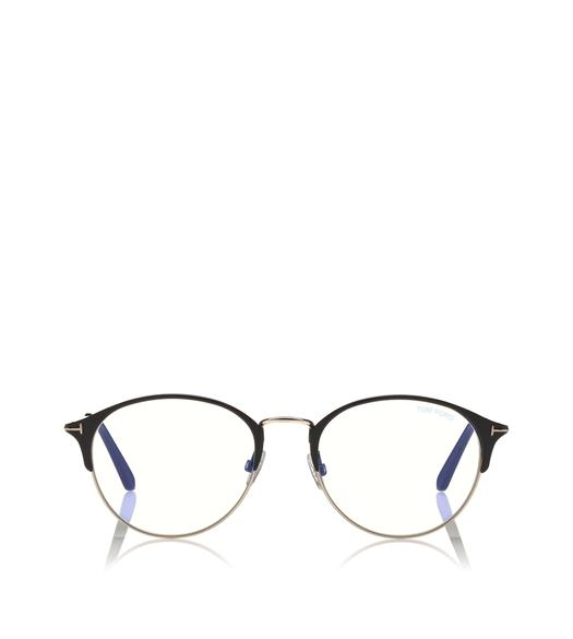 BLUE BLOCK METAL OPTICALS