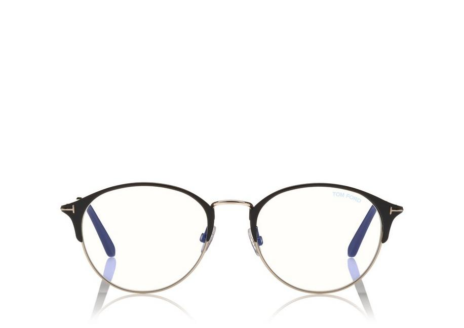 BLUE BLOCK METAL OPTICALS A fullsize