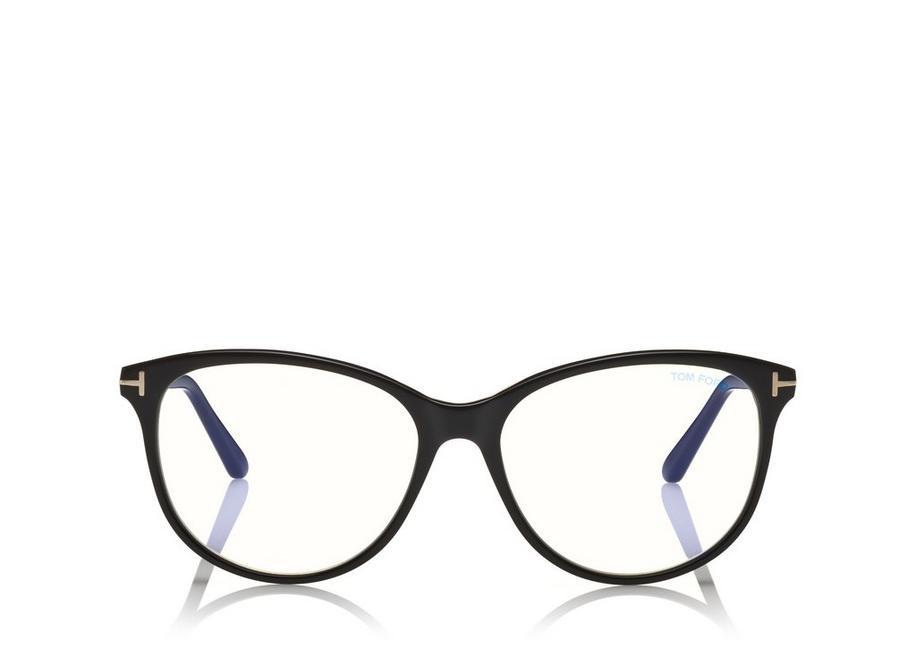 BLUE BLOCK CAT-EYE OPTICALS A fullsize