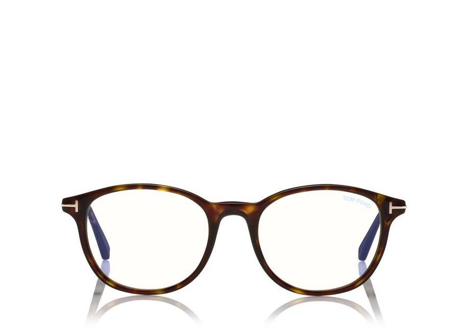 BLUE BLOCK SOFT ROUNDED OPTICALS A fullsize