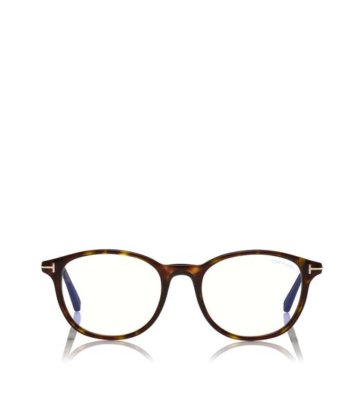 e094586794d BLUE BLOCK SOFT ROUNDED OPTICALS