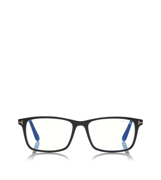 BLUE BLOCK SOFT SQUARE OPTICALS