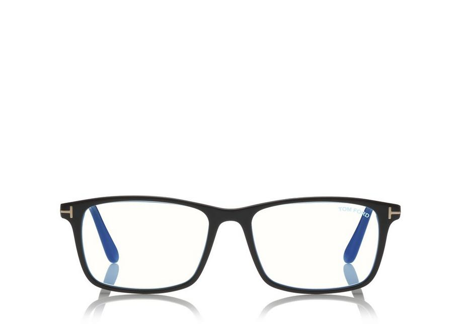 BLUE BLOCK SOFT SQUARE OPTICALS A fullsize