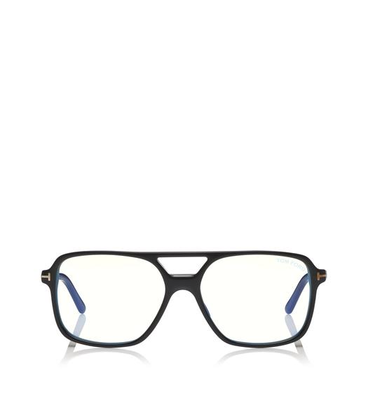 BLUE BLOCK AVIATOR OPTICALS