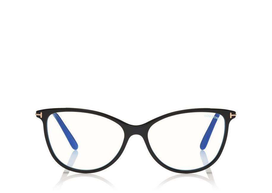 BLUE BLOCK SOFT ROUND OPTICALS A fullsize