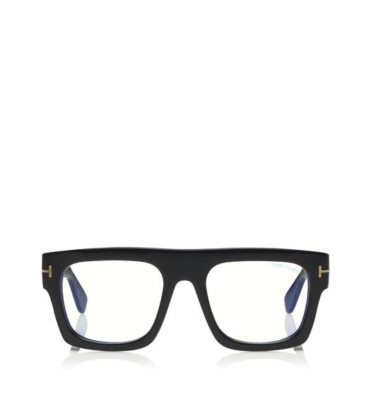 BLUE BLOCK FAUSTO OPTICALS