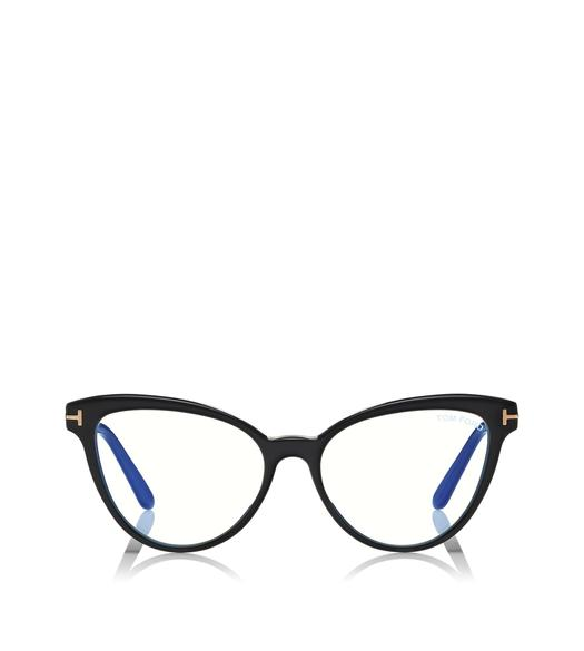 BLUE BLOCK SOFT CAT-EYE OPTICALS