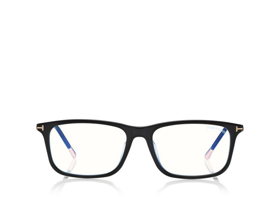 BLUE BLOCK SQUARE OPTICALS A fullsize