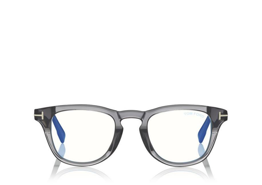 BLUE BLOCK SOFT ROUND OPTICALS A fullsize