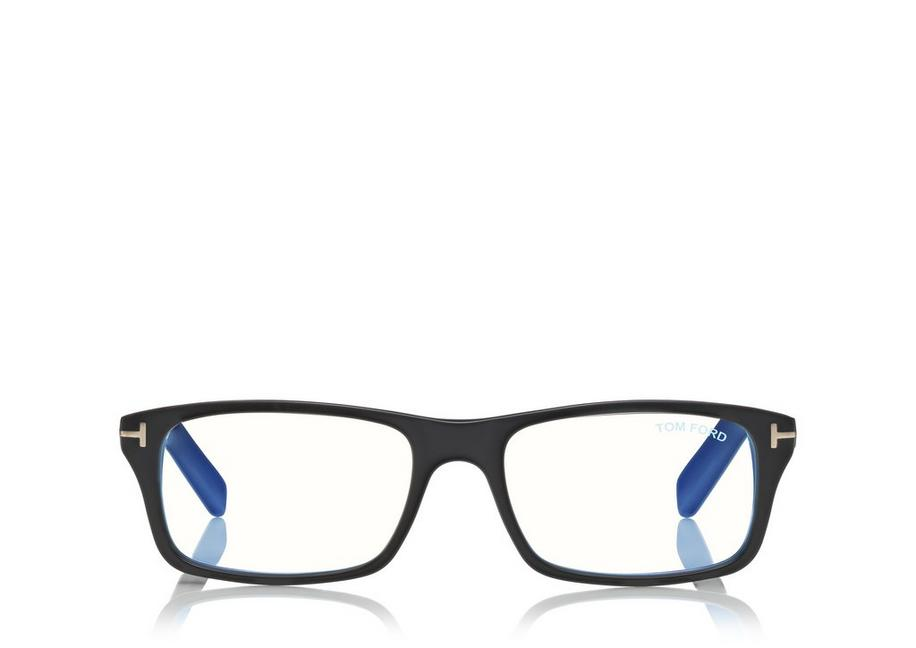 BLUE BLOCK RECTANGULAR OPTICALS A fullsize