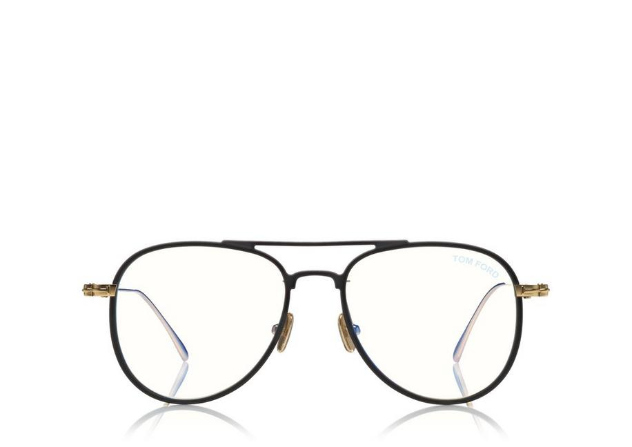 BLUE BLOCK PILOT OPTICALS A fullsize