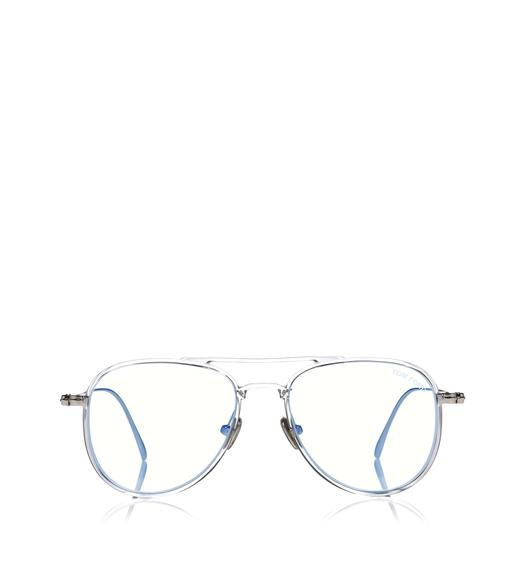 BLUE BLOCK PILOT OPTICALS