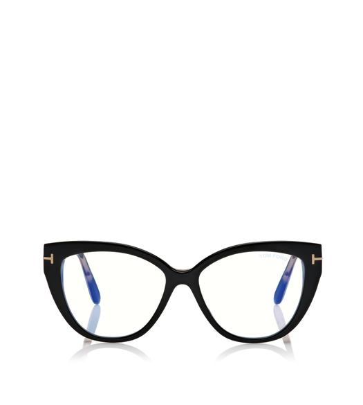 BLUE BLOCK SOFT CAT EYE OPTICALS