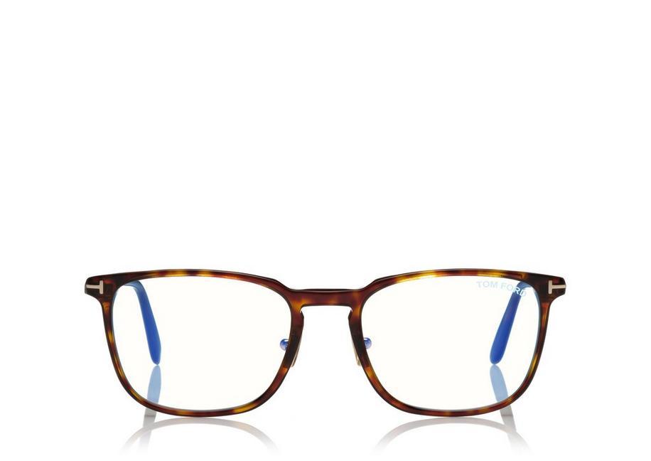 CLASSIC RECTANGLE BLUE BLOCK OPTICAL A fullsize