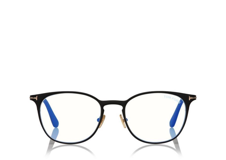 BLUE BLOCK ROUNDED OPTICALS A fullsize