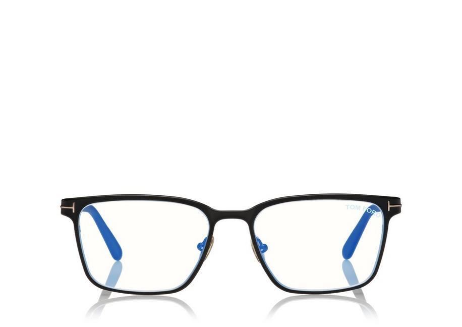 BLUE BLOCK SQUARED OPTICALS A fullsize