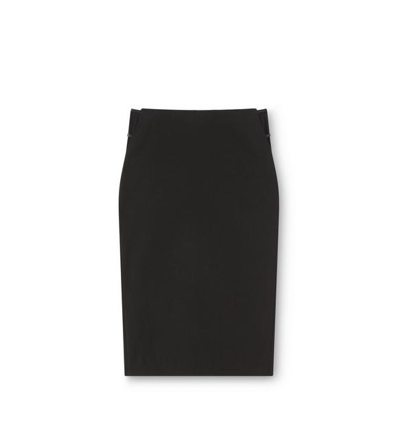 STRETCH PENCIL SKIRT A fullsize