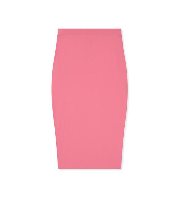 VISCOSE PENCIL SKIRT A fullsize