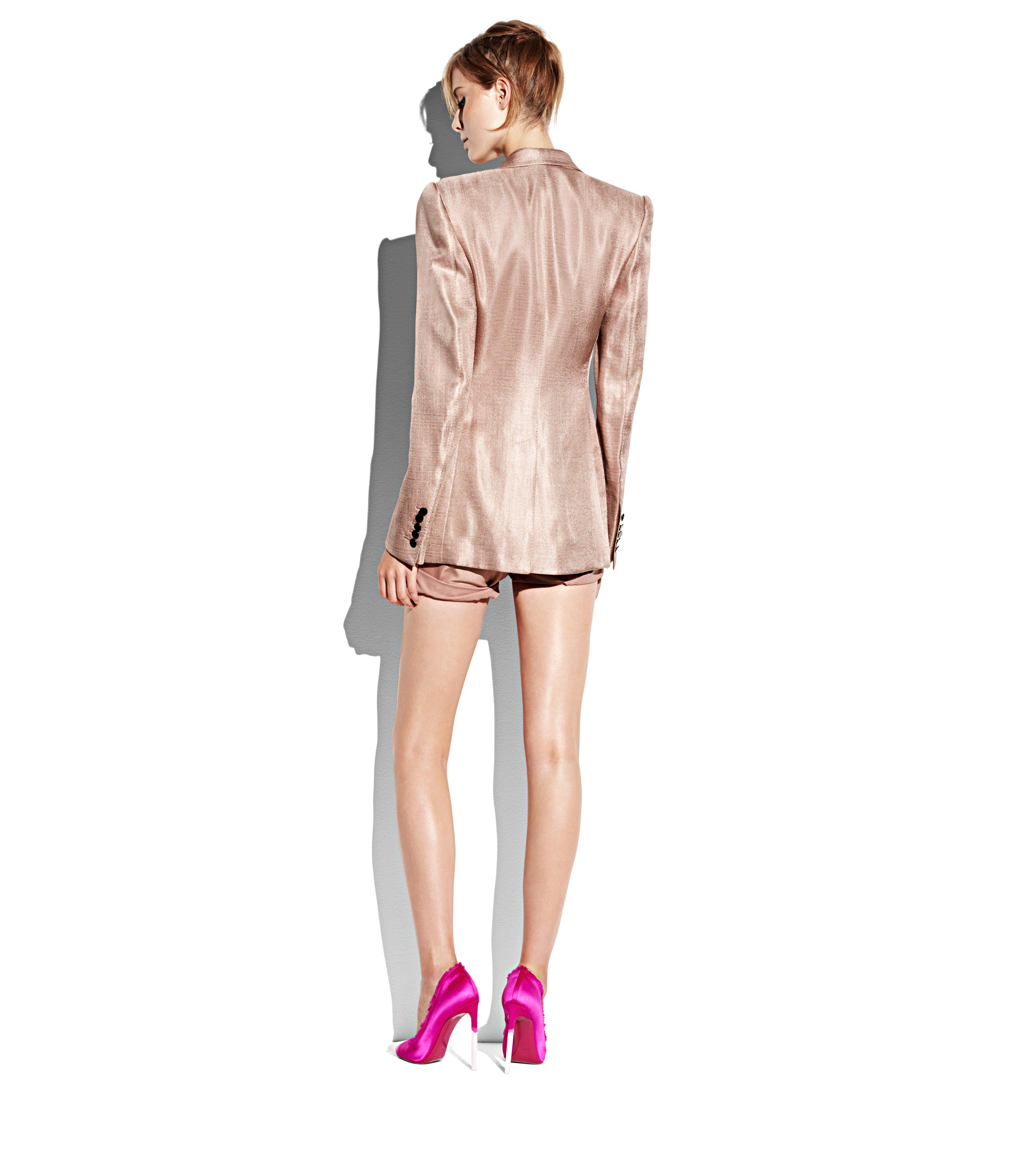VISCOSE TAILORED JACKET C thumbnail