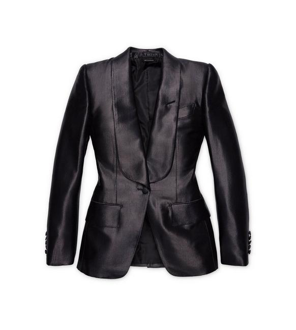 LUREX EVENING JACKET A fullsize