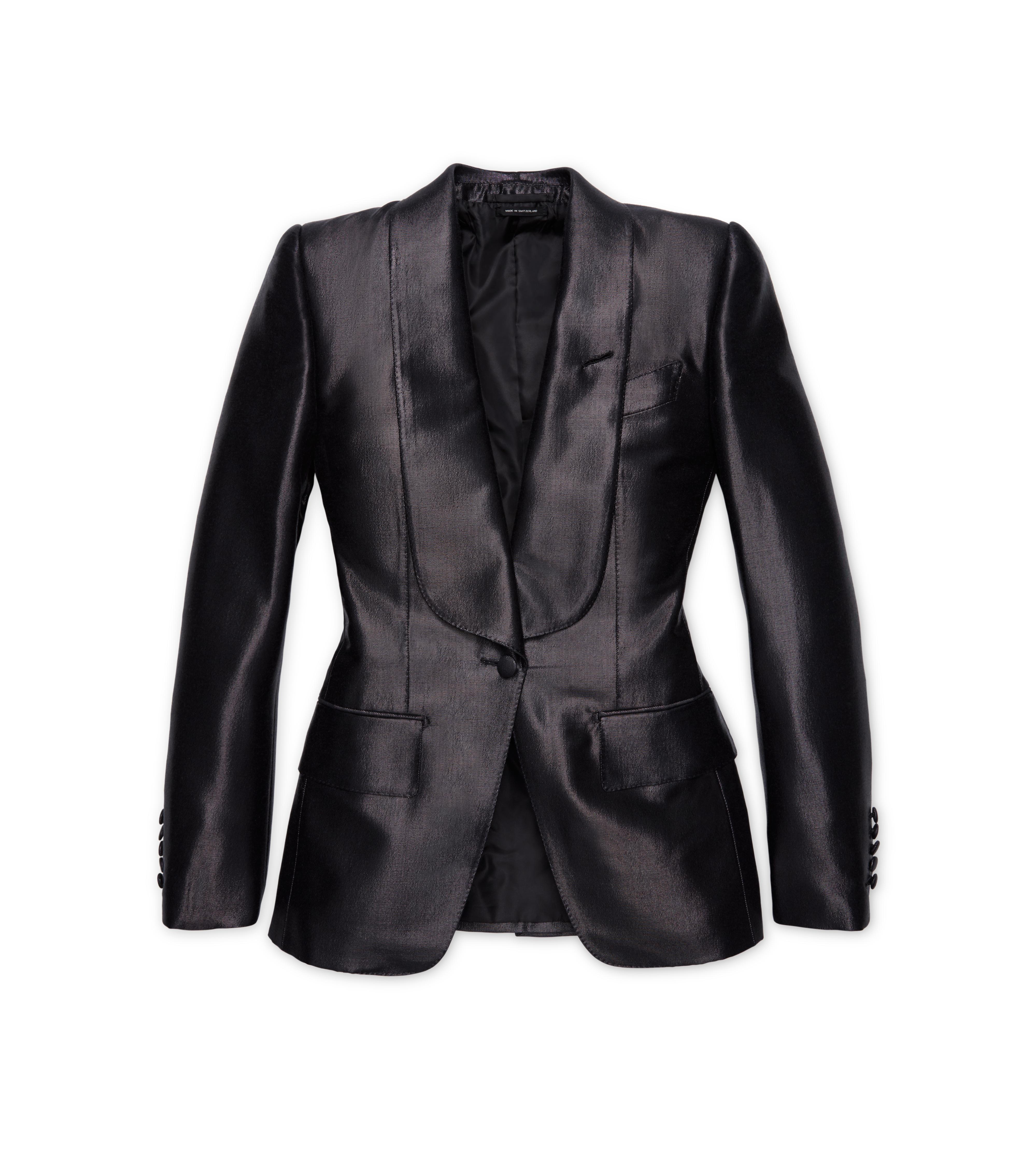 LUREX EVENING JACKET A thumbnail