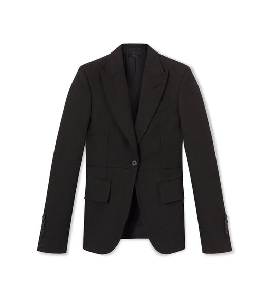 LIGHT MIKADO TAILORED JACKET