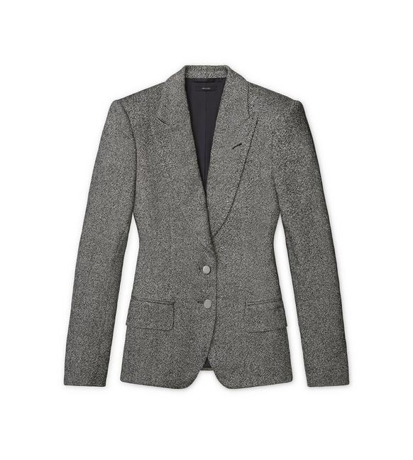 DONEGAL TWEED TAILORED JACKET A fullsize