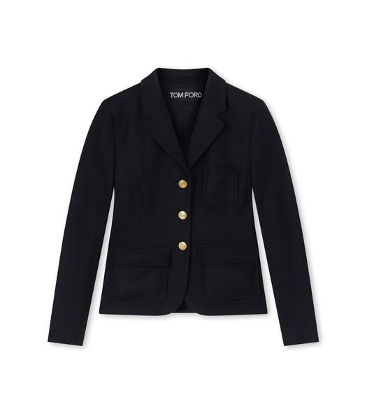 TAILORING CASHMERE 'THE BLAZER' JACKET