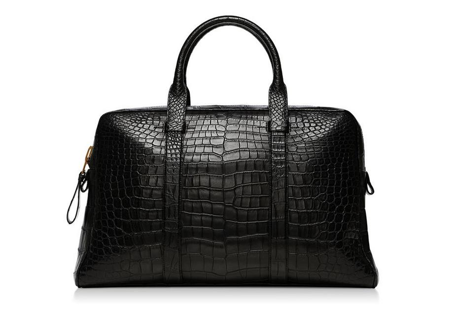 Alligator Buckley Briefcase A fullsize