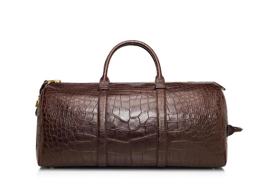 Buckley Alligator Duffle A fullsize