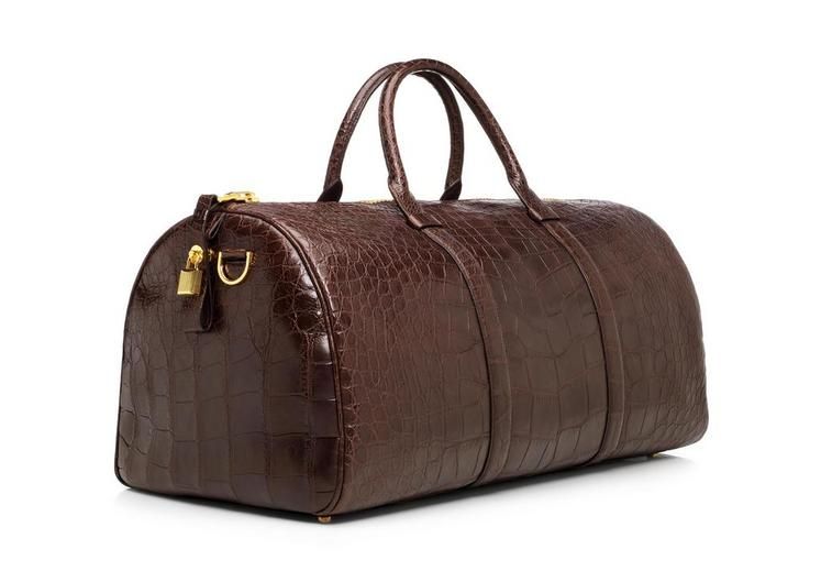 Buckley Alligator Duffle C fullsize